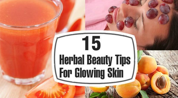 herbal-beauty-tips-for-glowing-skin